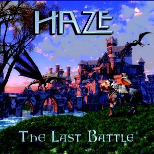 Haze - The Last Battle CD (album) cover