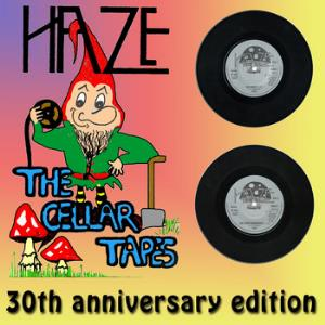 Haze - The Cellar Tapes 30th Anniversary Edition CD (album) cover
