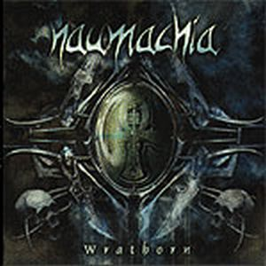 Naumachia - Wrathorn CD (album) cover