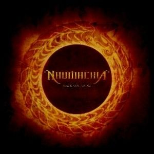 Naumachia - Black Sun Rising CD (album) cover
