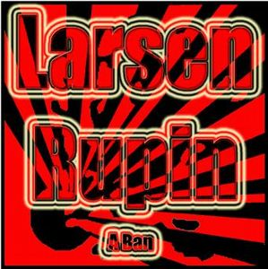 Larsen Rupin A Ban CD album cover