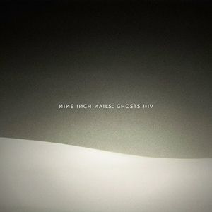 Nine Inch Nails - Ghosts I-iv CD (album) cover