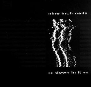 Nine Inch Nails - Down In It CD (album) cover