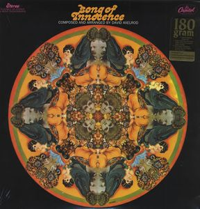 David Axelrod - Song Of Innocence CD (album) cover