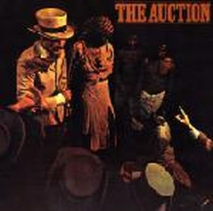 David Axelrod - The Auction CD (album) cover