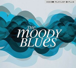 The Moody Blues - Playlist Plus CD (album) cover