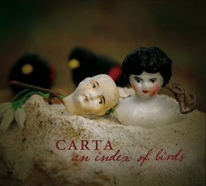 Carta - An Index Of Birds CD (album) cover