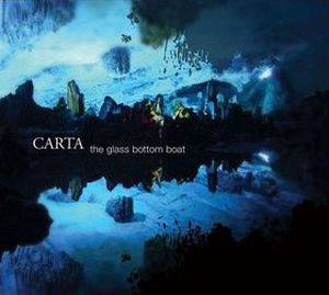Carta - The Glass Bottom Boat CD (album) cover