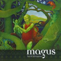 Magus - Lucid Dreamer CD (album) cover