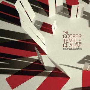 The Cooper Temple Clause - Make This Your Own CD (album) cover