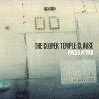The Cooper Temple Clause - Warfare CD (album) cover