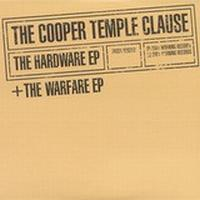 The Cooper Temple Clause - The Hardware Ep / The Warfare Ep CD (album) cover