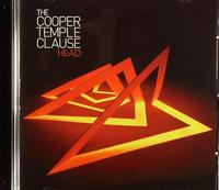 The Cooper Temple Clause - Head CD (album) cover