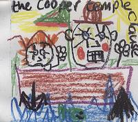 The Cooper Temple Clause - Crayon Demos CD (album) cover