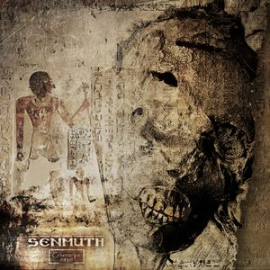 Senmuth - Sekenenra CD (album) cover