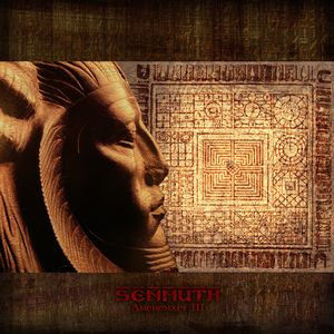 Senmuth - Amenemhet Iii CD (album) cover