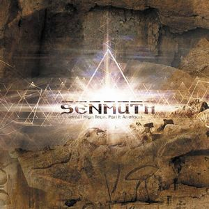 Senmuth - Kemet High Tech. Part I: Artefacts CD (album) cover