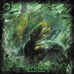 Senmuth - Evolution: Exodus CD (album) cover