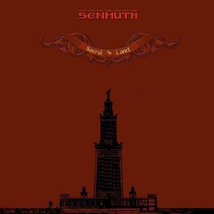 Senmuth - Sacral Land CD (album) cover