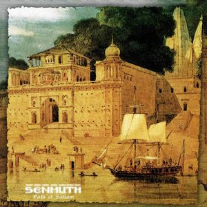 Senmuth - Path Of Satiam CD (album) cover