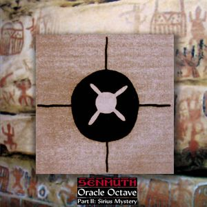 Senmuth - Oracle Octave Part Ii: Sirius Mystery CD (album) cover