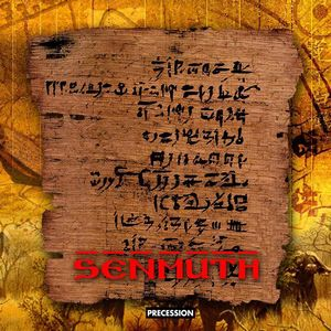 Senmuth - Precession CD (album) cover