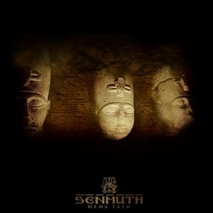 Senmuth - Wema Tayn CD (album) cover