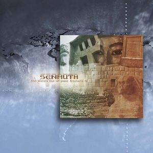 Senmuth - The World's Out-of-place Artefacts Iv CD (album) cover