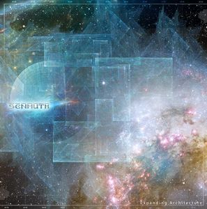 Senmuth - Expanding Architecture CD (album) cover
