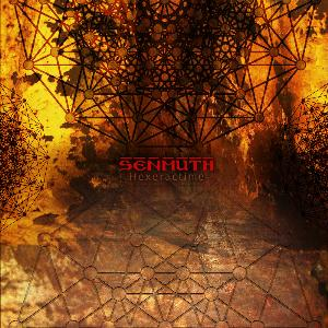 Senmuth - Hexeractime CD (album) cover