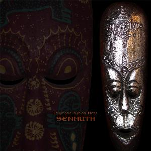 Senmuth - Enigmatic Nubian Mask CD (album) cover