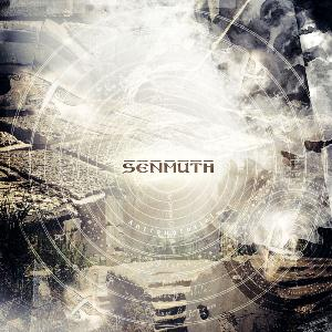 Senmuth - Antiquatorial CD (album) cover