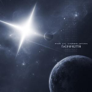 Senmuth - End / Correlation CD (album) cover