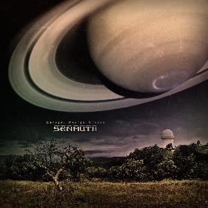 Senmuth - «saturn. Inside The Elements» ??????. ?????? ?????? CD (album) cover