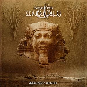 Senmuth - Shepseskaf's Chronicle (featuring Serkan Falay) CD (album) cover