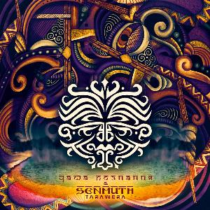 Senmuth - Senmuth Feat. ???? ???????? - Tarawera CD (album) cover