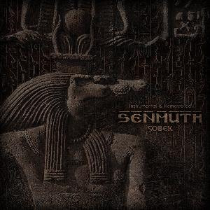 SENMUTH - Sobek CD album cover