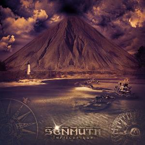 Senmuth - Terriconique CD (album) cover