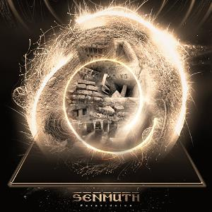 Senmuth - Paraeidolon CD (album) cover