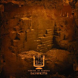 Senmuth - Mente Et Malleo CD (album) cover