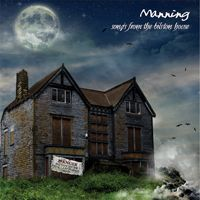 Guy Manning - Songs From The Bilston House CD (album) cover