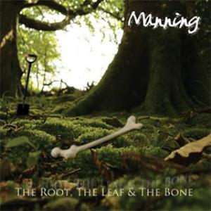 Guy Manning - The Root, The Leaf & The Bone CD (album) cover