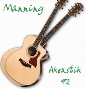 Guy Manning - Akoustik #2 CD (album) cover