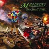 Guy Manning - One Small Step... CD (album) cover