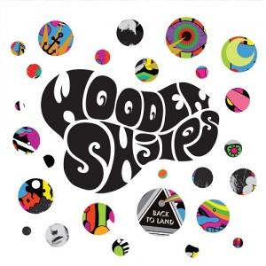 Wooden Shjips - Back To Land CD (album) cover