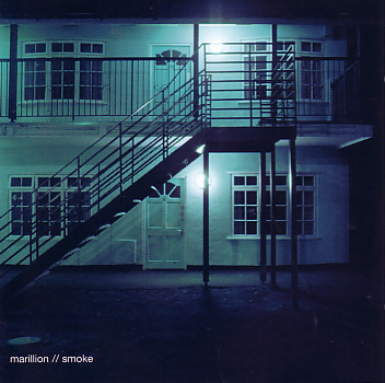 Marillion - Smoke CD (album) cover