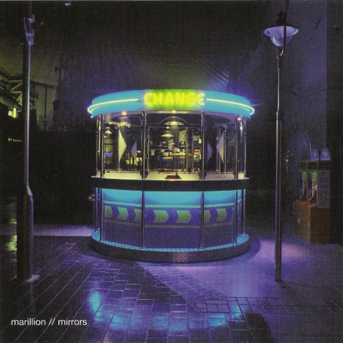 Marillion - Mirrors CD (album) cover