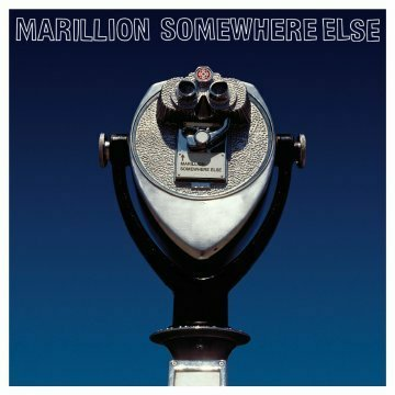 Marillion - Somewhere Else CD (album) cover