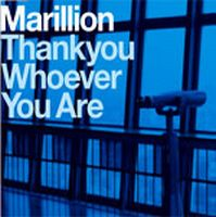 Marillion - Thank You Whoever You Are CD (album) cover