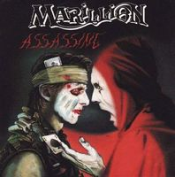 Marillion - Assassing CD (album) cover